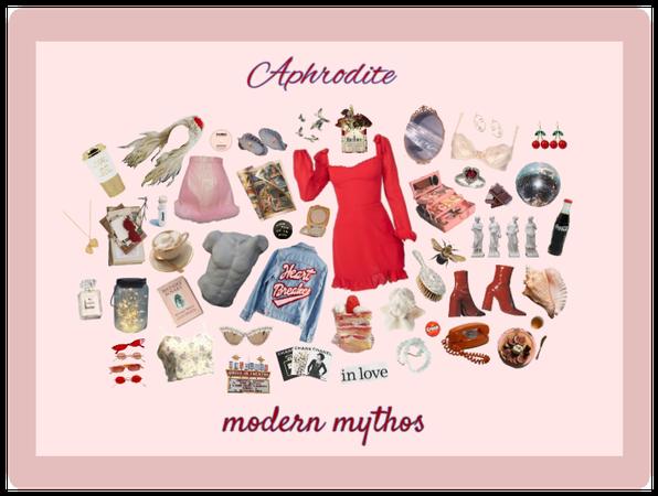 modern mythos: Aphrodite