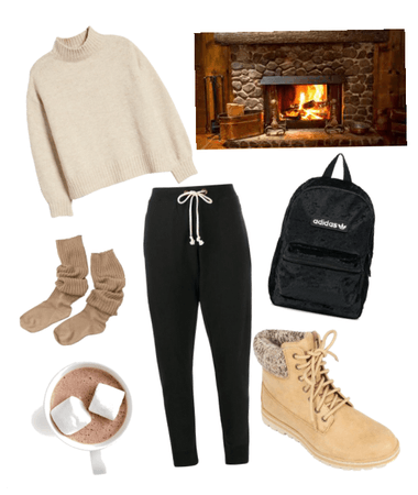 Cozy Cabin Vibes