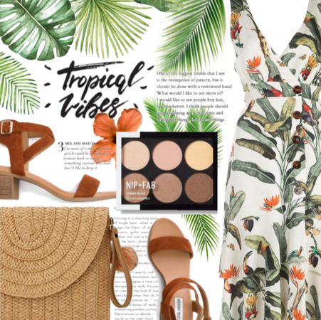 Tropical Vibes☀️🏝