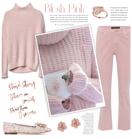 Blush Pink & Rose Gold