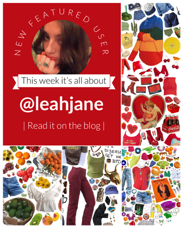 Featured user: @leahjane