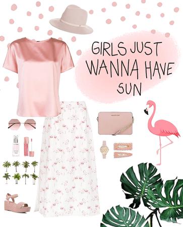 Girls Just Wanna Have Sun 🌴