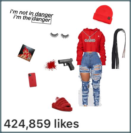 Blood gang wya