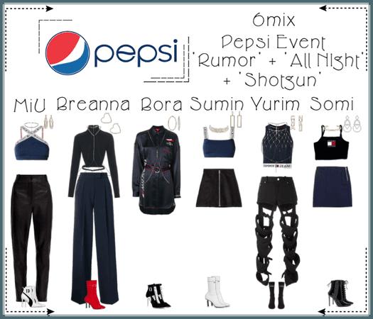 《6mix》Pepsi Event