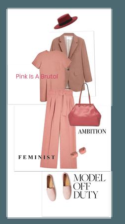 Pink Is A Brutal