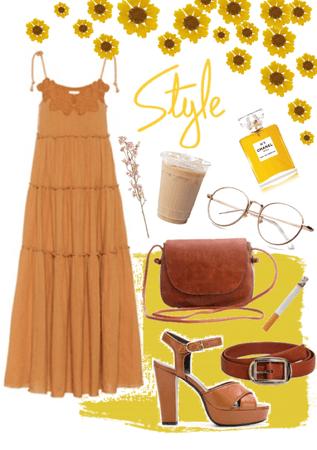 Tender Yellow Summer
