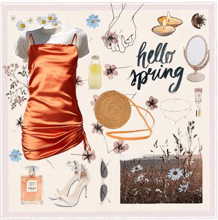 Spring Slip dress