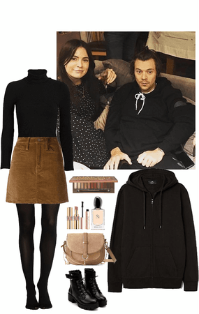 Christmas with harry and his family