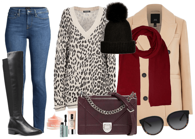My personal style in winter