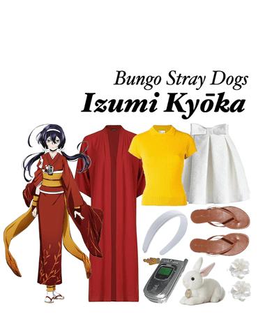 BUNGO STRAY DOGS: Izumi Kyōka