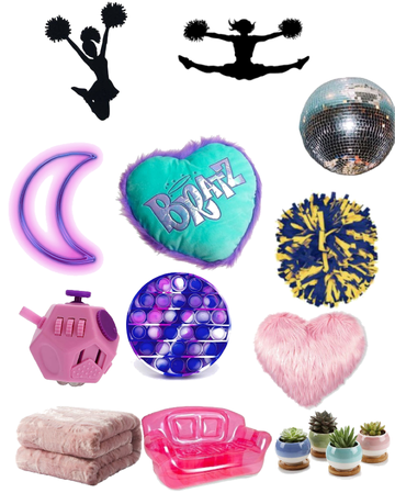 Things I Would Decorate my Room with
