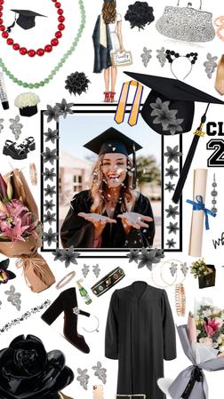 Graduation time. 2021!!! WHOOO HOOO!!!🧡