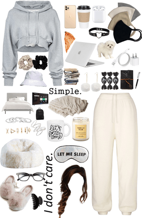 Staying At Home Go-To Outfit