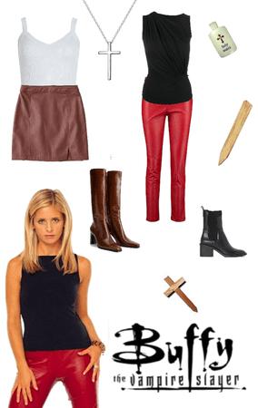 Buffy's Style