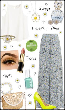 DAISY STYLE (APRIL FLOWER)