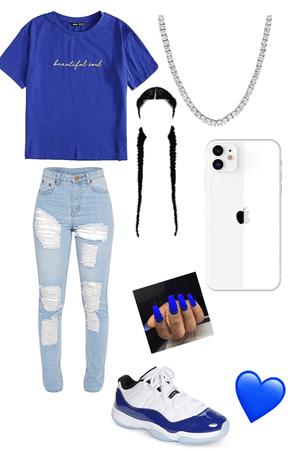 pimp blue 😝💙