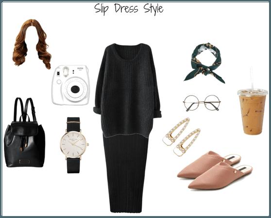 Slip Dress Style