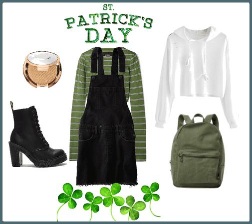 Think green- Saint Patty's Day