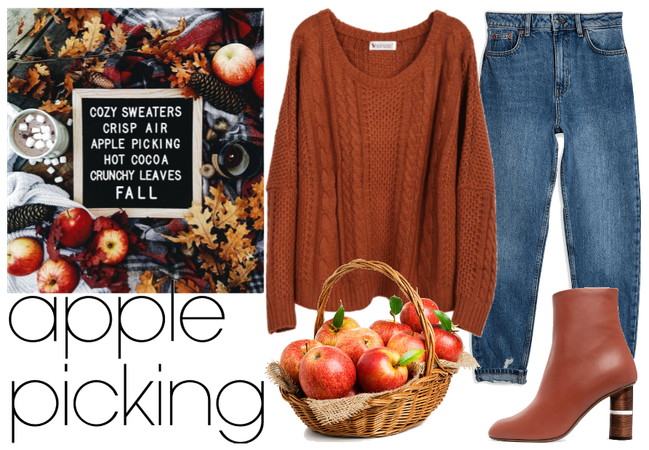 Fall - Apple Picking