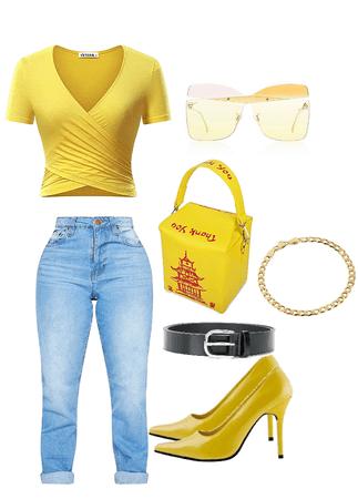 yellow vibes