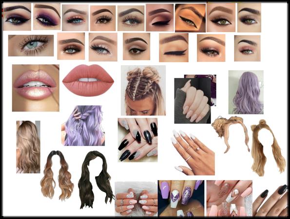 liked makeup