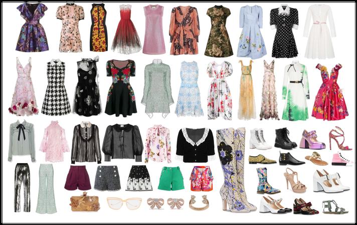 Prim's Wardrobe