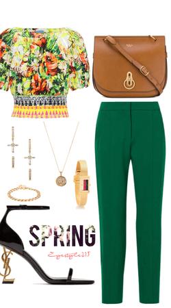 Sunday's Fashion