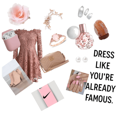 Dress like your already famous