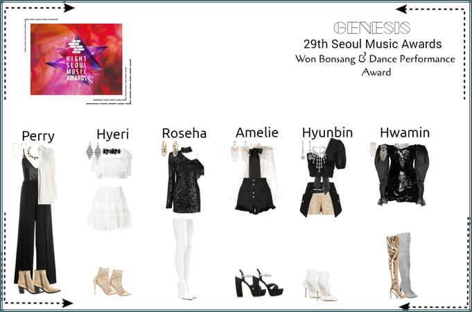 GENESIS (게네시스) 29th Seoul Music Awards