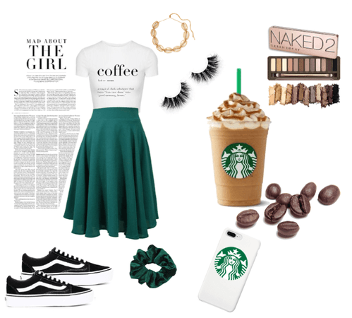 starbucks . girl
