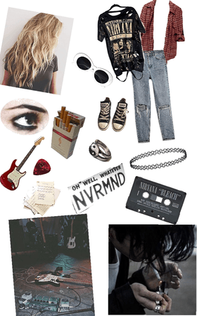 90's Grunge Outfit |