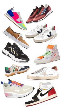 Spring Sneaker Galore
