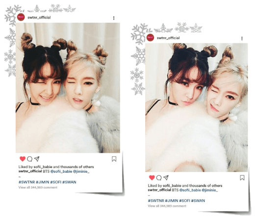 ~SWTNR~ OFFICIAL ACCOUNT INSTAGRAM UPDATES