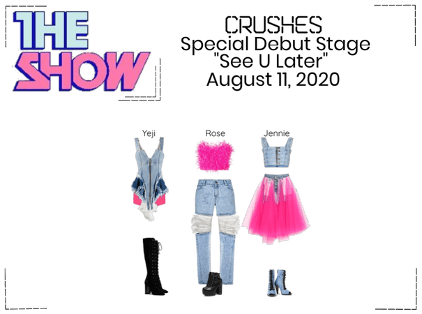 """Crushes (호감) """"See U Later"""" RapLine Special Stage"""