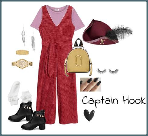 Captain Hook Inspo