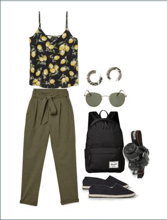 Travels wear