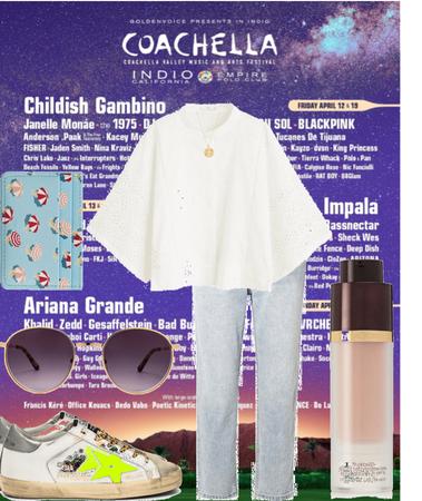 Coachella unpretentious
