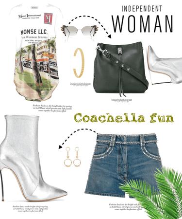 Coachella fun