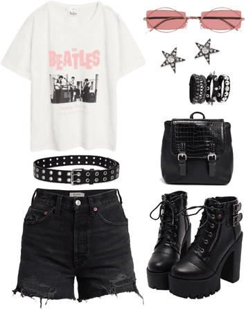 Spring Grunge Style by MAHSA
