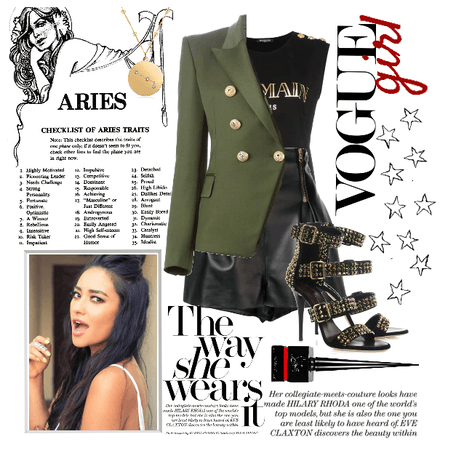 Marvelous and stylish aries
