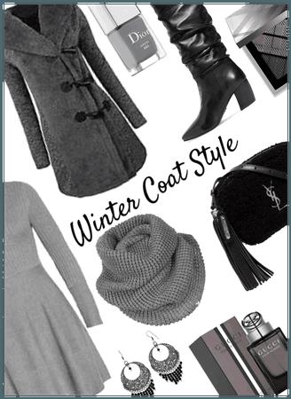Winter Coat Style Contest