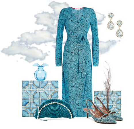 Elegance in Turquoise