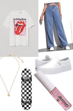 baggy fashion