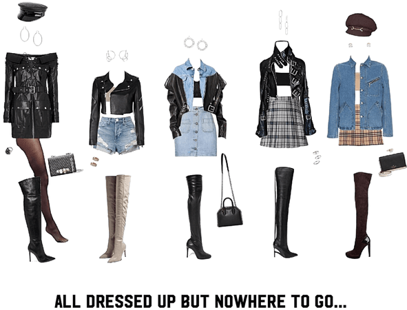 Edgy, Grunge, Punk? Call it what you want.