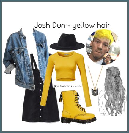 Josh Dun - Yellow Hair