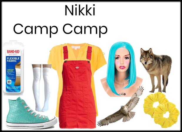 Nikki (Camp Camp) (Web-series)