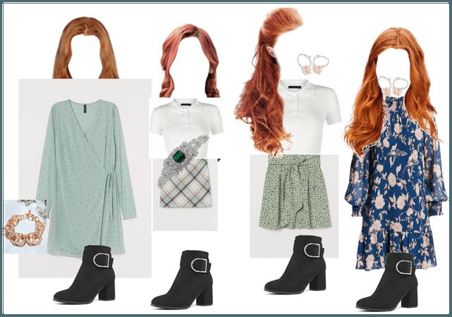 Clique Spring Redhead
