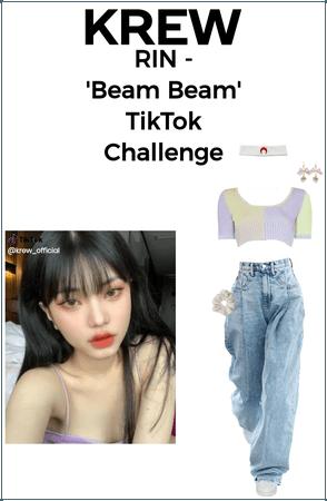RIN - 'Beam Beam' TikTok Challenge