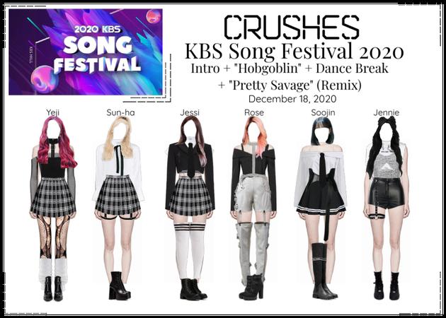 Crushes (호감) KBS Song Festival 2020