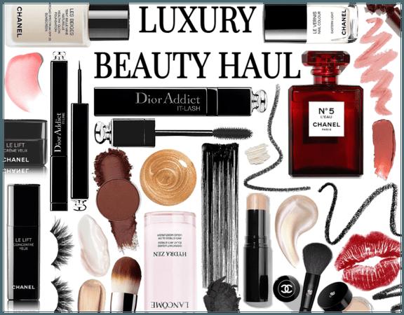 Luxury Beauty Haul